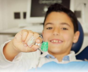 Odontopadiatria - Clinica Odontalia